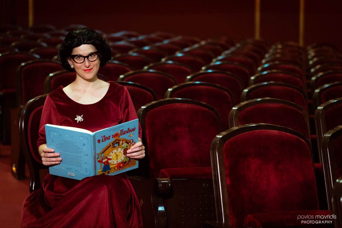 «Η Θεία Λένα πάει όπου υπάρχουν παιδιά» | Η θεατρική δράση του Δημοτικού Θεάτρου Πειραιά, για τα νοσοκομεία της Αττικής